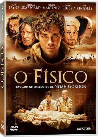 """Filme em DVD: O FÍSICO """"The Physician"""" - NOVO! A ESTREAR! SELADO!"""