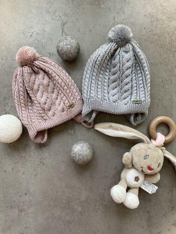 Шапочки, шапки для самых маленьких новорожденных