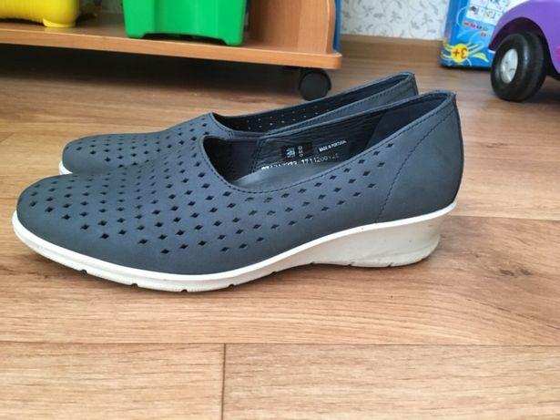 Новые Слипоны, туфли, мокасины ЕССО