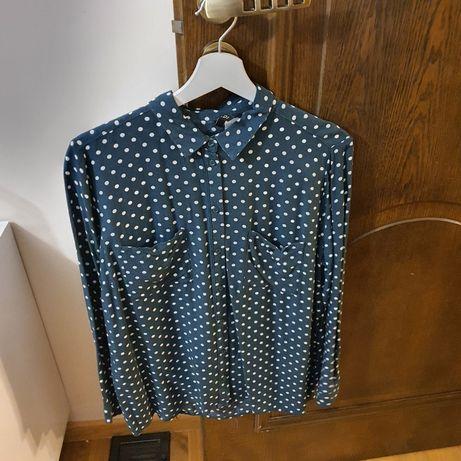 Koszula w kropki H&M rozmiar 42 wysyłka gratis