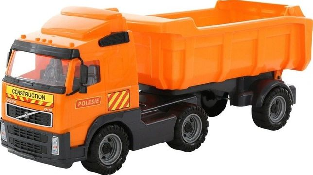WADER 8749 samochód Wywrotka VOLVO Z NACZEPĄ Kod produktu:KX6880
