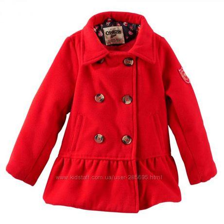 Новое Пальто oshkosh 4t 4 года