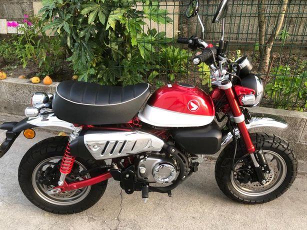 Honda Monkey 125 Nova - 985km