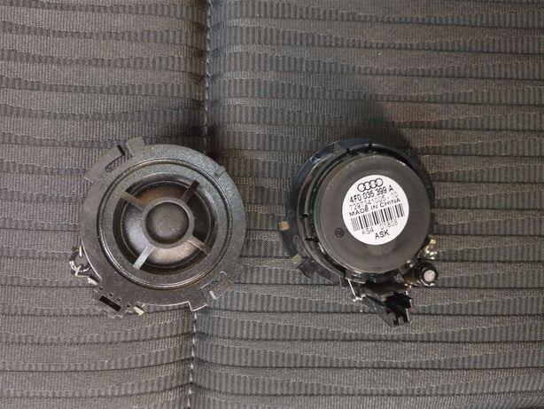 Głośniki Audi a4 b8