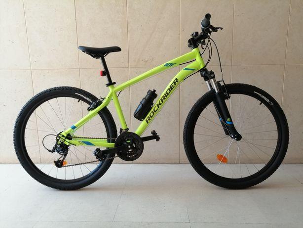 Bicicleta Rockrider 100
