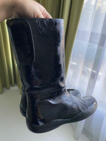 Детские ботинки Prada оригинал