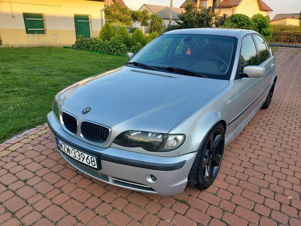 BMW e46 330i z VIN daily drift zamienie