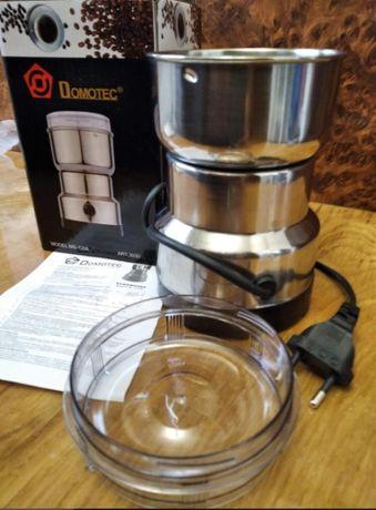 кухонная кофемолка Domotec MS-1206 электро
