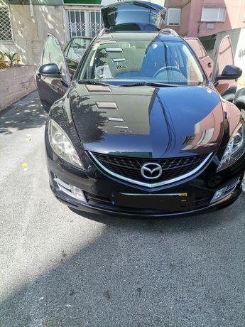 Mazda 6 SW MZR-CD GH