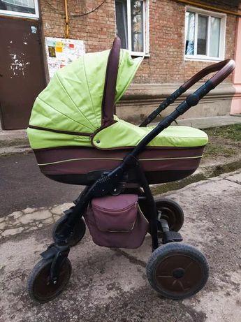 Детская коляска 2 в 1 Anex Elana