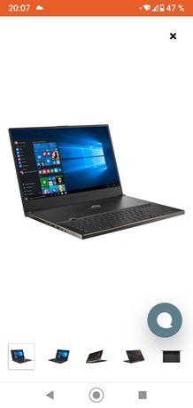 Ноутбук ASUS ROG Zephyrus S GX701GXR-H6120R