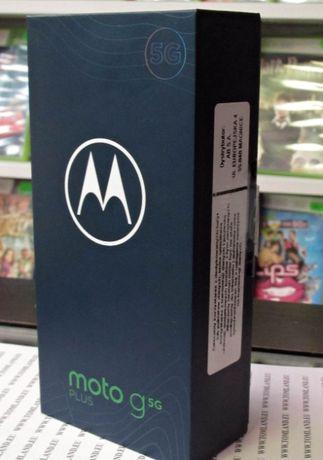 Motorola G5g Plus 6/128 GB 90Hz Niebieska Nowa Gwarancja 24mc Wrocław