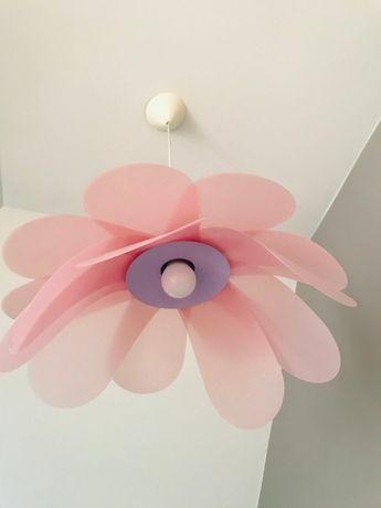 Lampa wisząca Kwiat