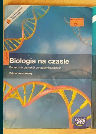 Biologia na czasie Podręcznik Nowa Era