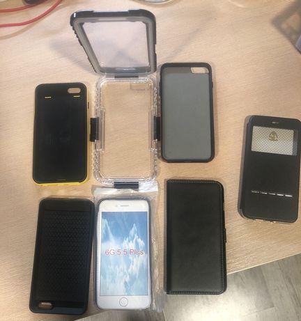 Etui iphone 6s plus rozne rodzaje nowe w tym wodoodporne