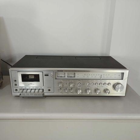 Radio vintage a funcionar