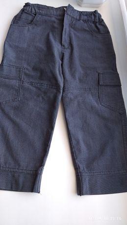 Штаны для мальчика размер 98