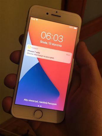 Iphone 7 32 GB stan idealny! Jak nowy!