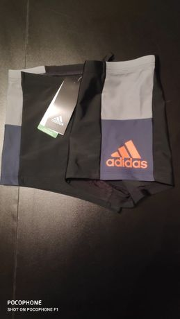 Adidas bokserki kąpielowe