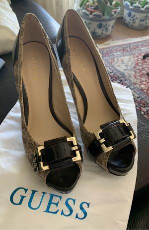 Sapatos senhora guess 39 novos
