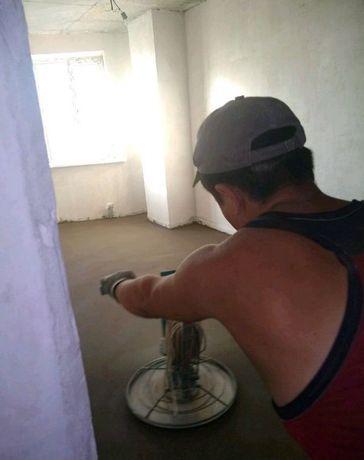 Комплексный ремонт квартир(Штукатурка\Стяжка\Укладка плитки)