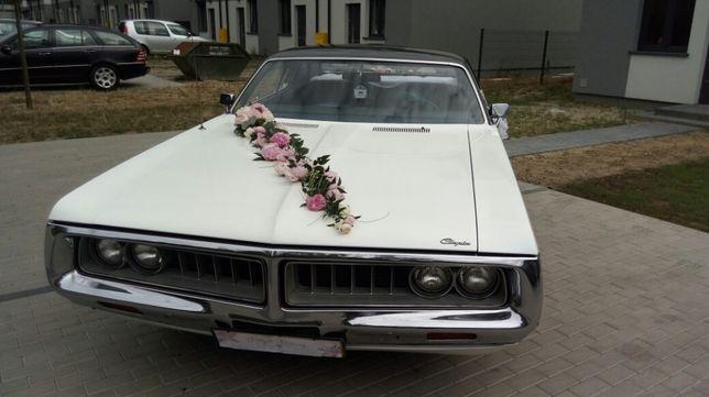 Auto Samochód do Ślubu Warszawa-Skierniewice.Klasyk Amerykański.Tanio!