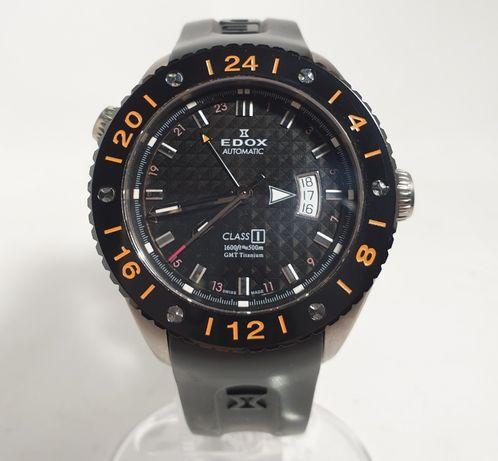 Продам Часы Edox Class 1 Titanium GMT Automatic