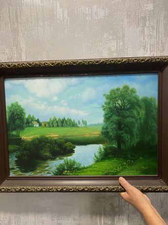 Продам масляную картину