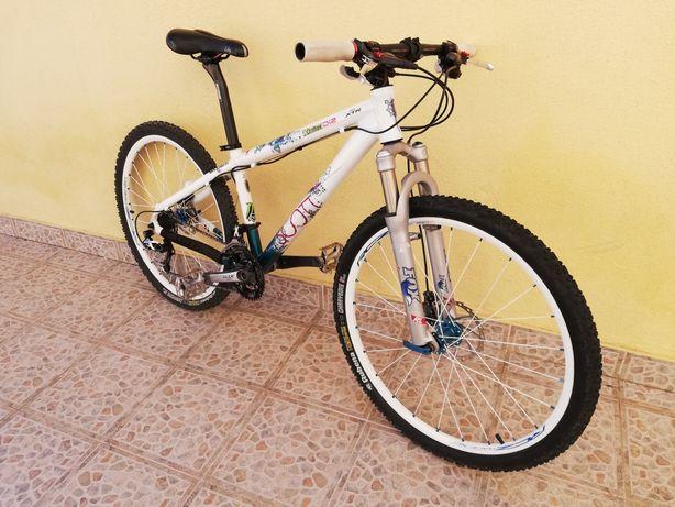 Bicicleta Scott xtr