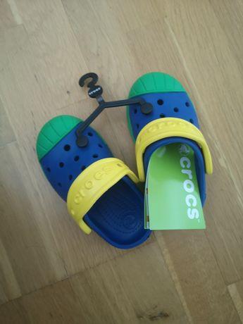 Crocs, crocsy, buty dziecięce
