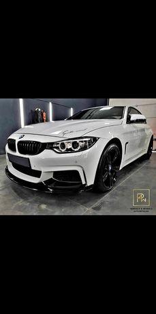 BMW Seria 4 Wynajem auta do ślubu
