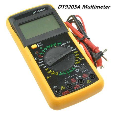 Multimetro digital - DT9205A