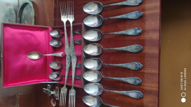 Продам мельхиоровую посуду