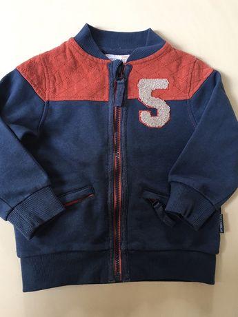 Bluza coccodrillo dla chłopca r. 92