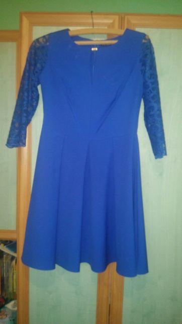 Sukienka z kloszem
