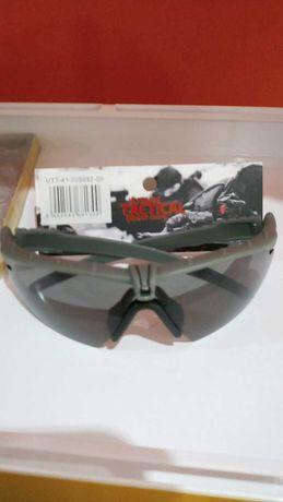 Óculos de sol da TacticalS6.