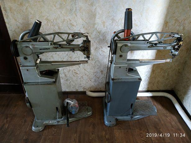 Продам взуттєву швейну машинку Мінерва Minerva
