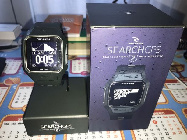 Relógio rip curl GPS 2