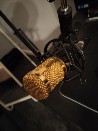Mikrofon do komputera nowy