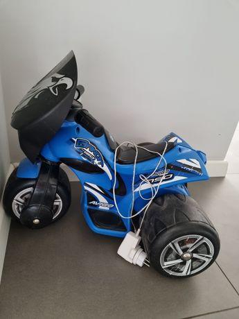 Мотоцикл с педалью