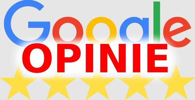 REALNE OPINIE Google - Facebook - komentarze - realne konta - PROMOCJA