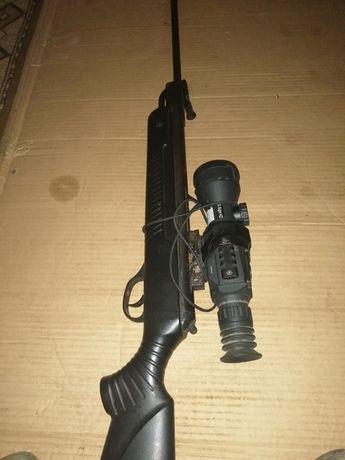 Atn x-sight 5-20x