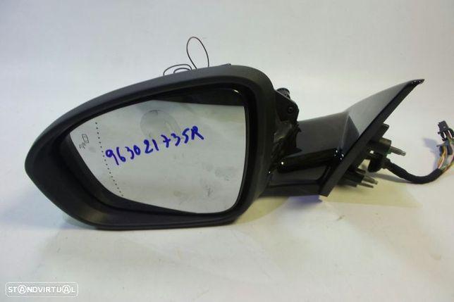 Espelho Retrovisor Esquerdo Electrico Renault Talisman (L2m_)