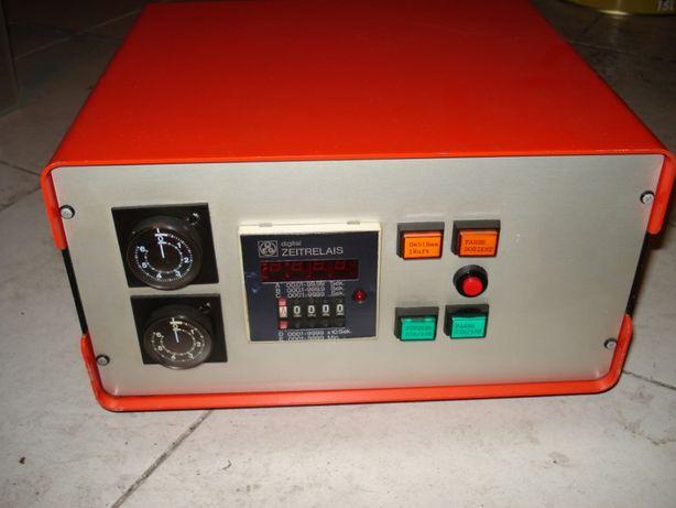 Controlador de temperaturas digital Zeitrelais