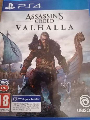 Assasin's creed valhalla gra ps4