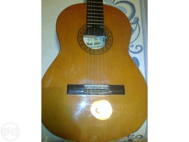 Repararação de violas e guitarras