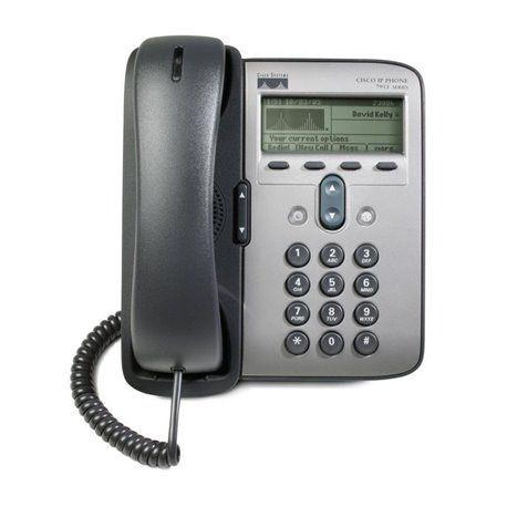 IP-телефоны Cisco 7911