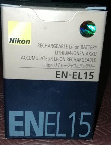 Bateria Nikon ENEL15