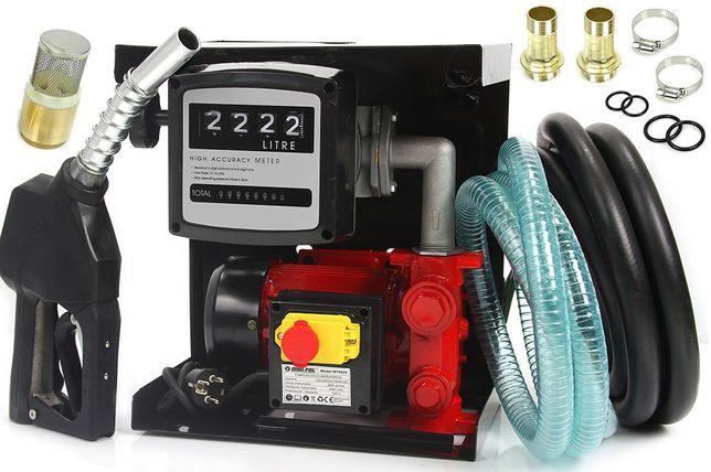 Mini CPN Dystrybutor paliwa oleju napędowego samozasysający MAR-POL