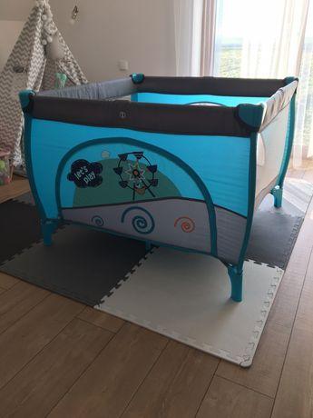 Kojec, łóżeczko turystyczne baby design